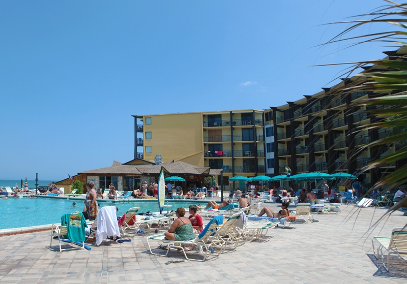 Hawaiian Inn Daytona Beach Shores