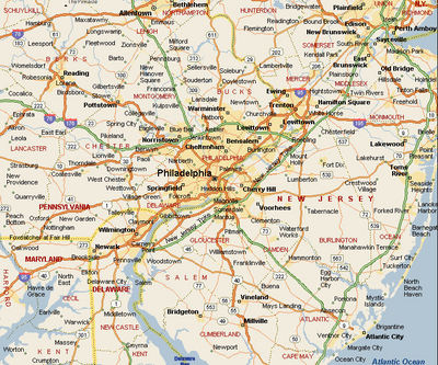 The Delaware Valley
