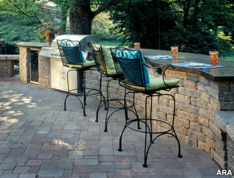 hardscape backyard foundation design los angeles modern landscape, Backyard Ideas