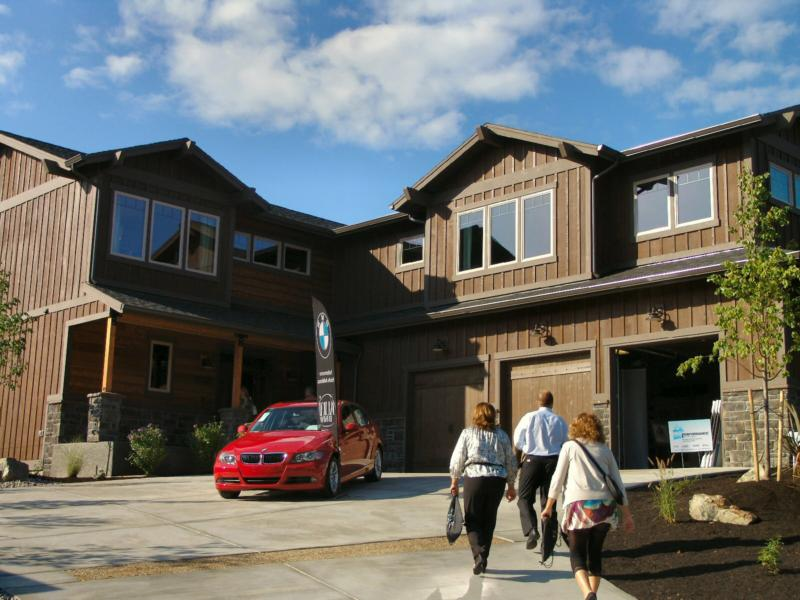 The green haus in vancouver washington for Home builders vancouver wa