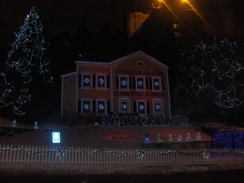 Miller Valley Christmas Decorations