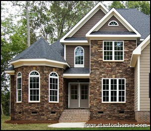 New Home Window Styles | Window Design Ideas | Custom Home Window Options