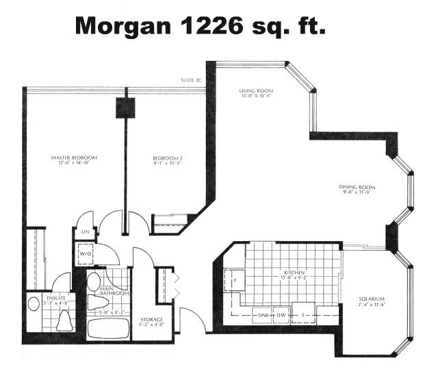 Luxury condo apartment living at the ritz at 8 lisa st for Apartment plans canada