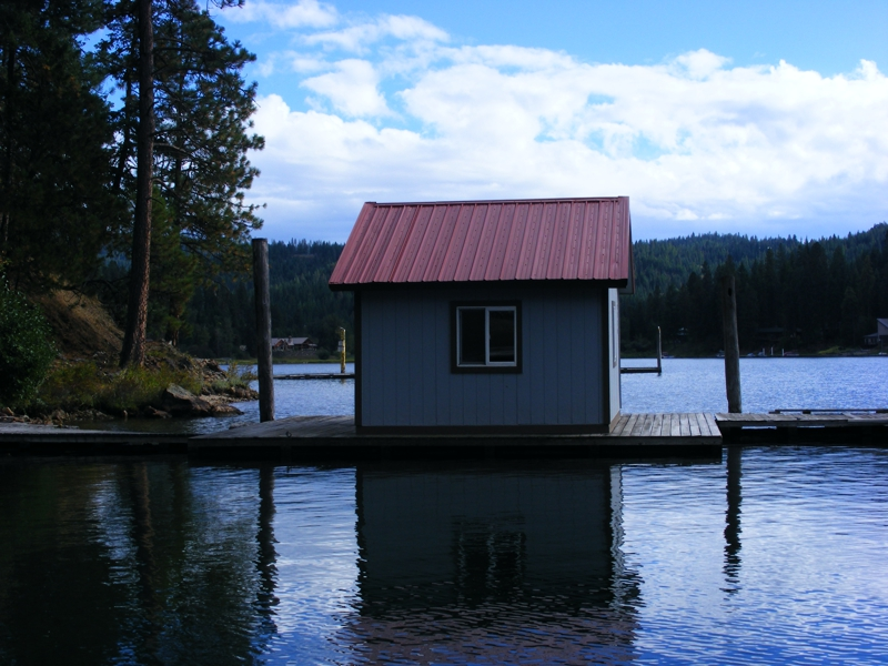 Coeur d'Alene Lake homes for sale