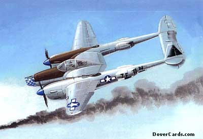 US Aircraft WW II