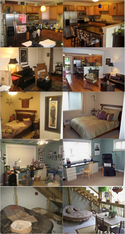 Design2Sell: Occupied Property Transformation Decatur