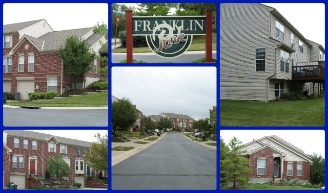Franklin Park condo community of Mason Ohio 45040