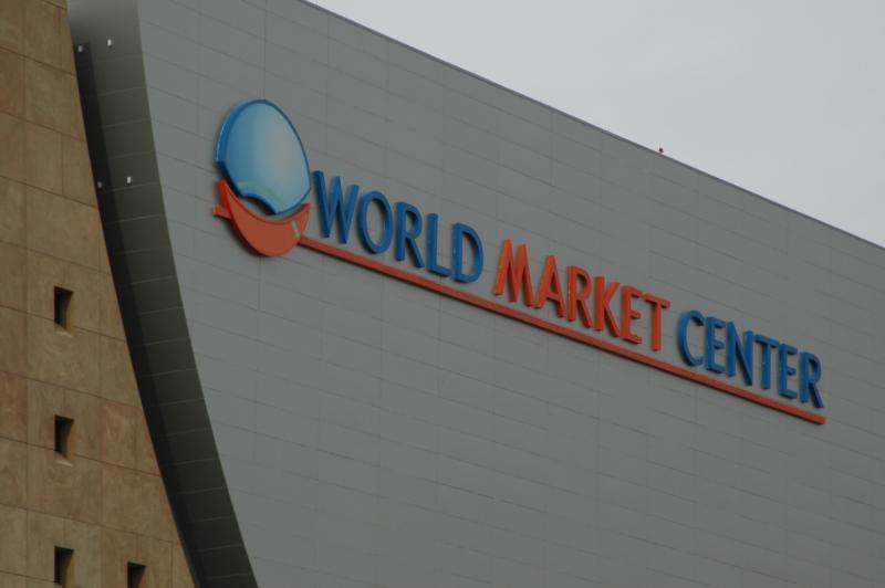World Market Center Las Vegas Nevada By Robert Swetz
