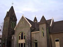 Anglican Church Nanaimo