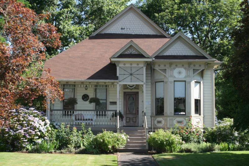 Historic Homes In Salem Oregon