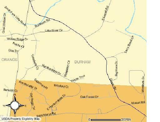 northern durham county usda