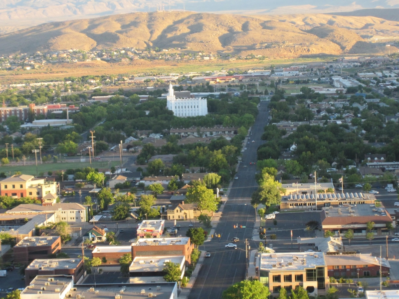 City of St George Utah