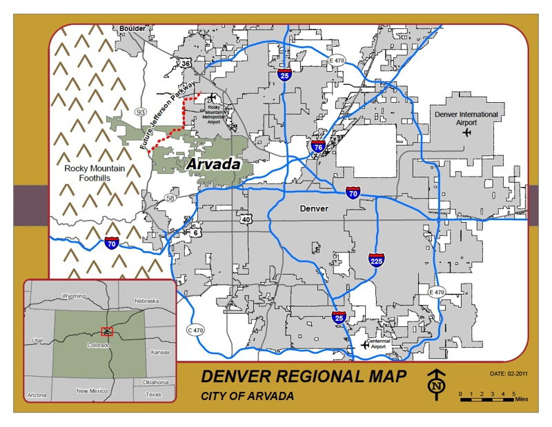 Arvada Neighborhoods Denvers Northwestern Suburbs