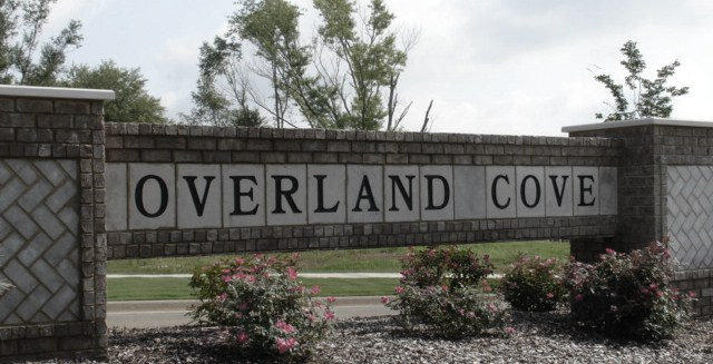 Overland Cove Town Home and Garden Home Community, Huntsville Alabama