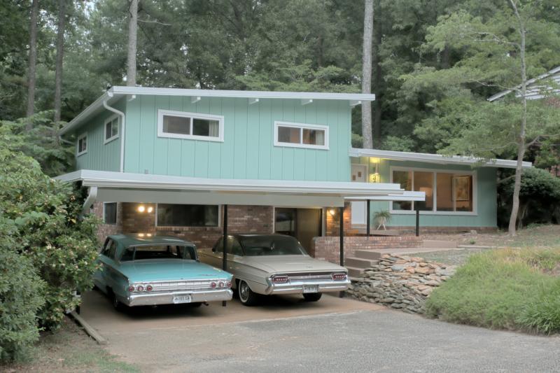 NORTHCREST: Atlanta\'s Mid-Century Modern Secret.