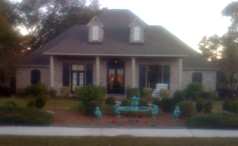 Dominion Subdivision Madisonville Louisiana