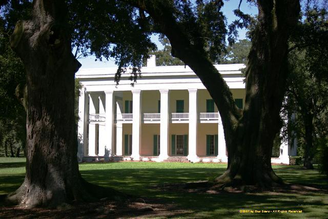 Ashland Belle Helene Plantation Home