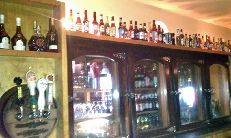 The Bar at Heston Supper Club in La Porte, IN