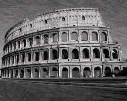Colosseum in Rome Chelan Home Inspections