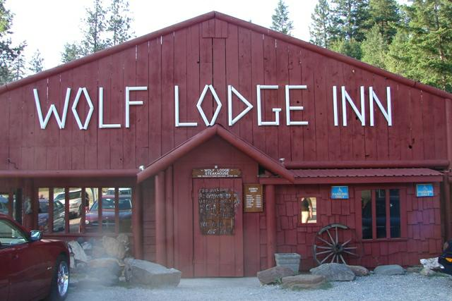 Wolf Lodge Inn Coeur d'Alene Idaho