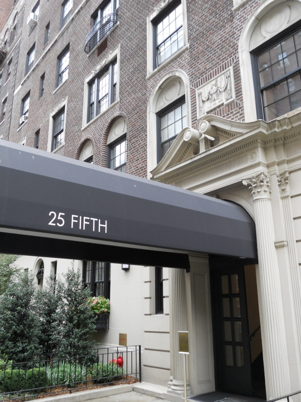Greenwich Village Apartments for sale 25 Fifth Ave