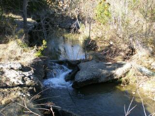 Hurst Creek Waterfall Lakeway Texas