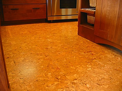 cork flooring in kitchen Westchester NY