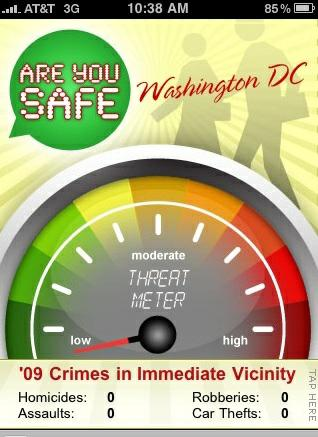 Are You Safe DC?