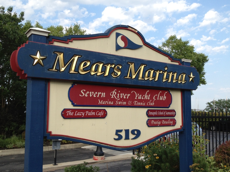 Marinas And Yacht Yards In Eastport In Annapolis Maryland