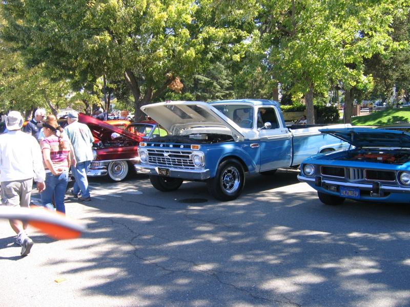 Nostalgia Day Car Show Livermore CA - Livermore car show