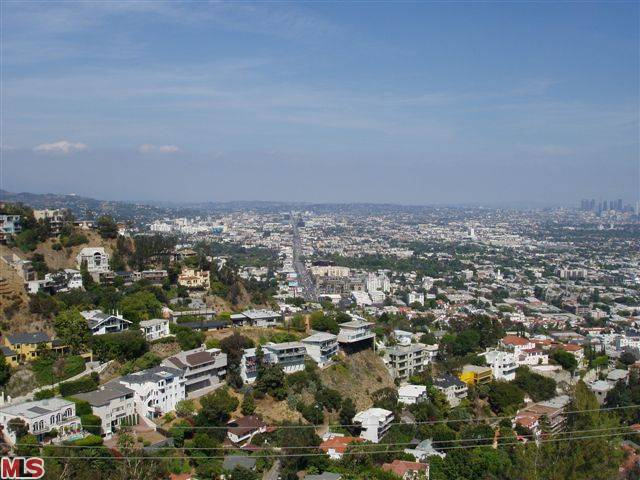 Vacant Land in Hollywood Hills