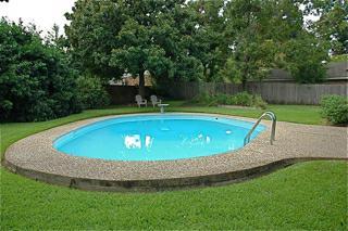 208 Clem Drive, Lafayette, LA - Pool