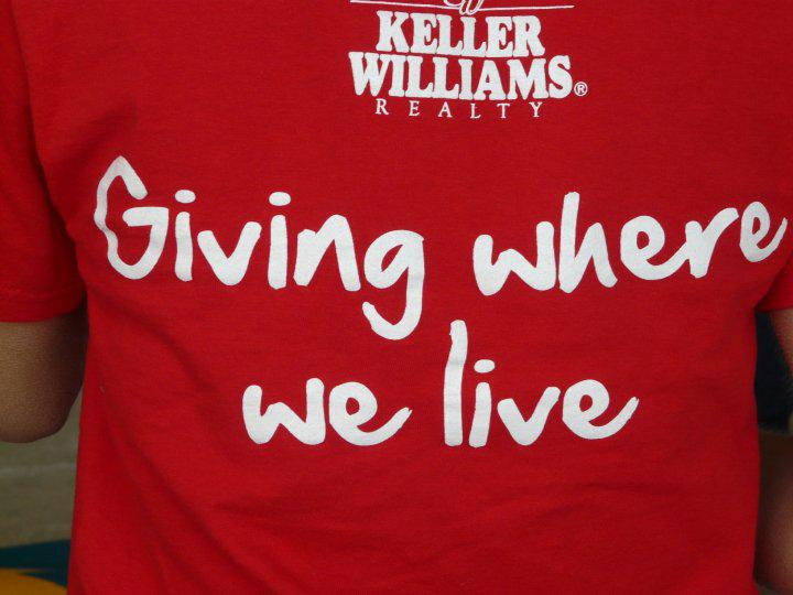 Keller Williams RED Day: Giving where we live