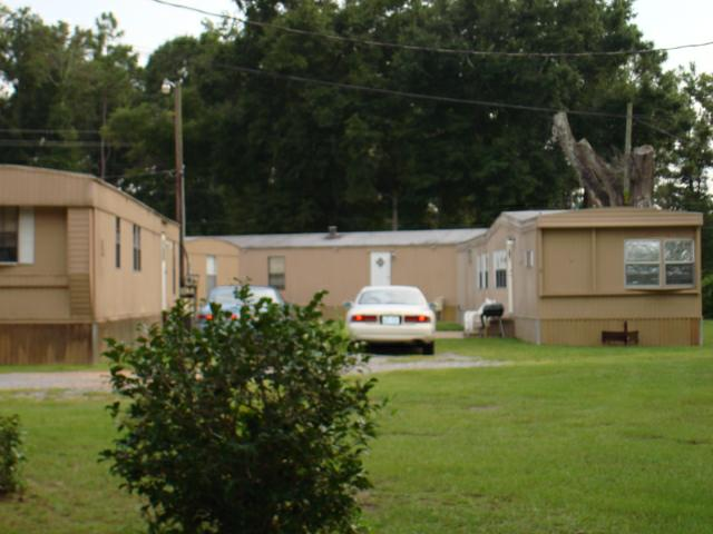 Adult community florida home in mobile park venice