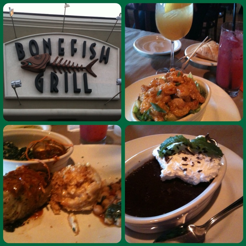 Bonefish Collage