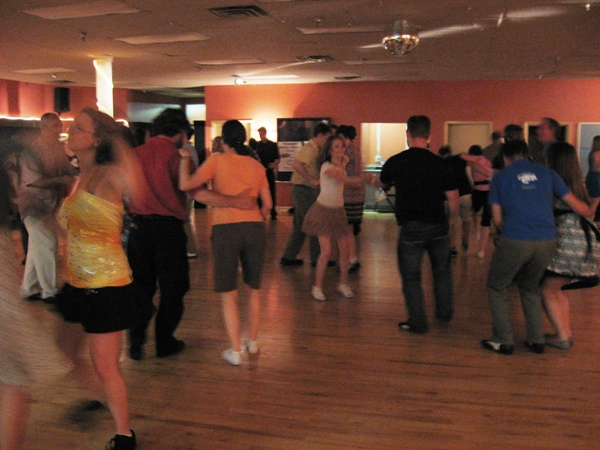 Ballroom, Swing, Latin and Other Social Dancing In and Around Lexington, Ky