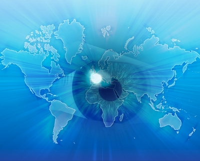 eye on the world