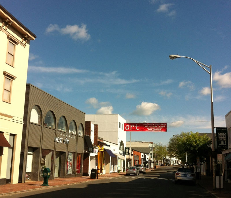 Main Street Westport, CT