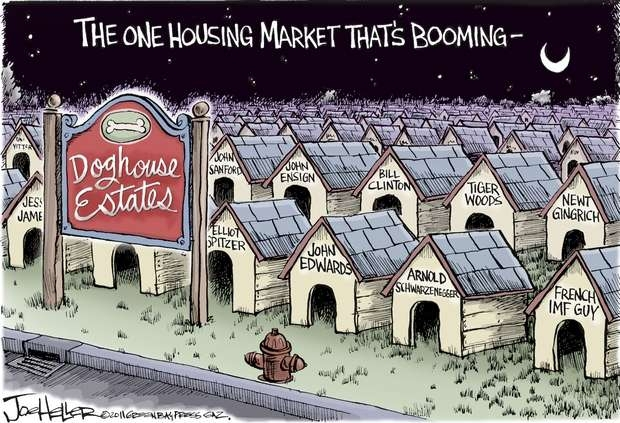 The one housing market that is hot!