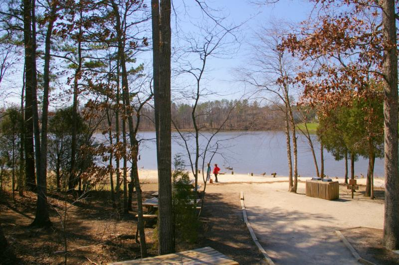 Raleigh Area Parks Fred G Bond Metro Park In Cary Nc
