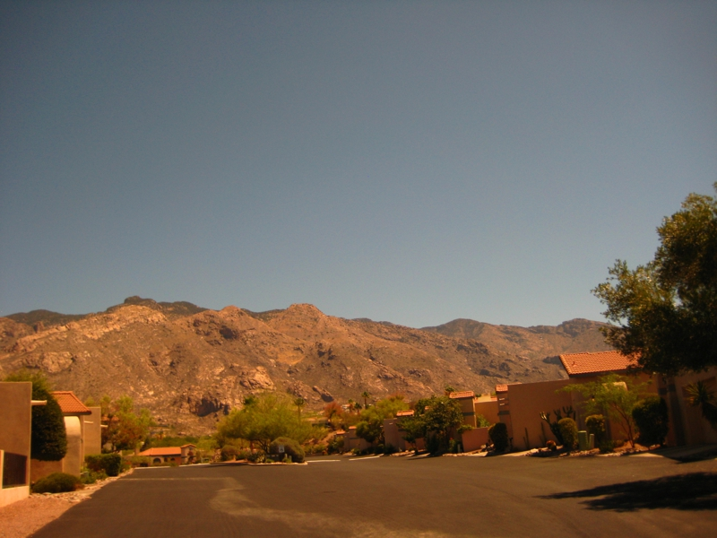 Mountains at Kachina Hills Gated Townhomes Community