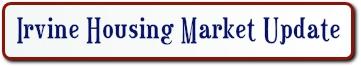 Irvine Housing market update
