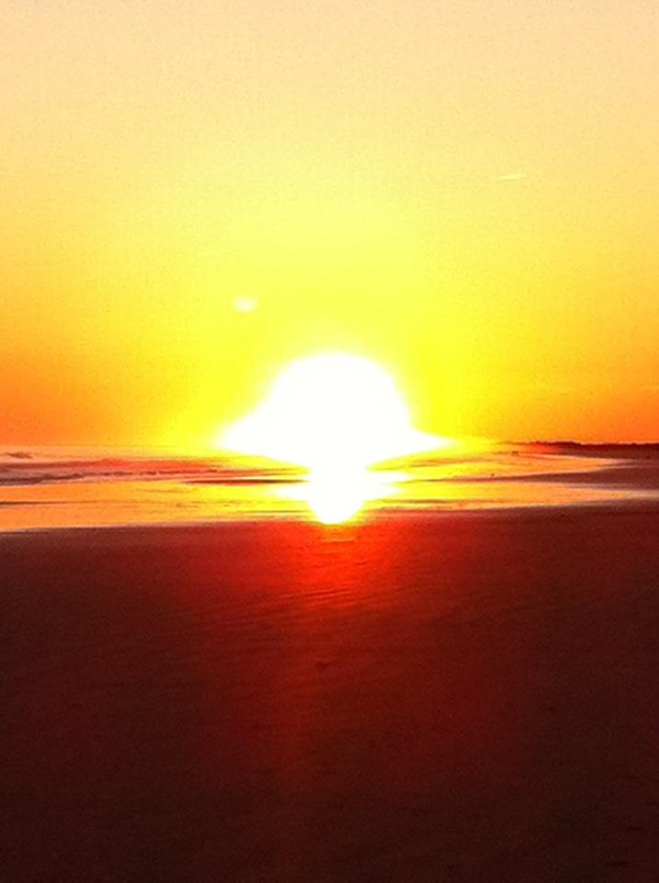 Sunset Beach, NC 12/13/11 by KAB