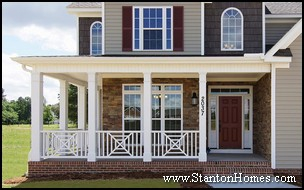 Front Door Colors | Front Door Styles | New Home Builders Raleigh