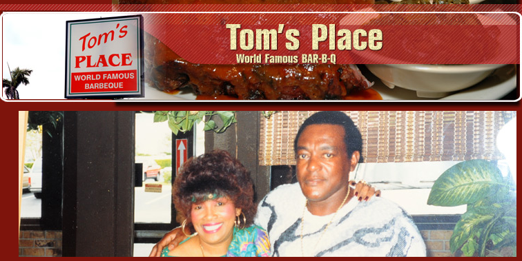 Tom's Place in Boynton Beach