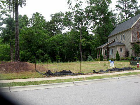 French Woods - New Custom Homes Community - Lots for Sale in Raleigh