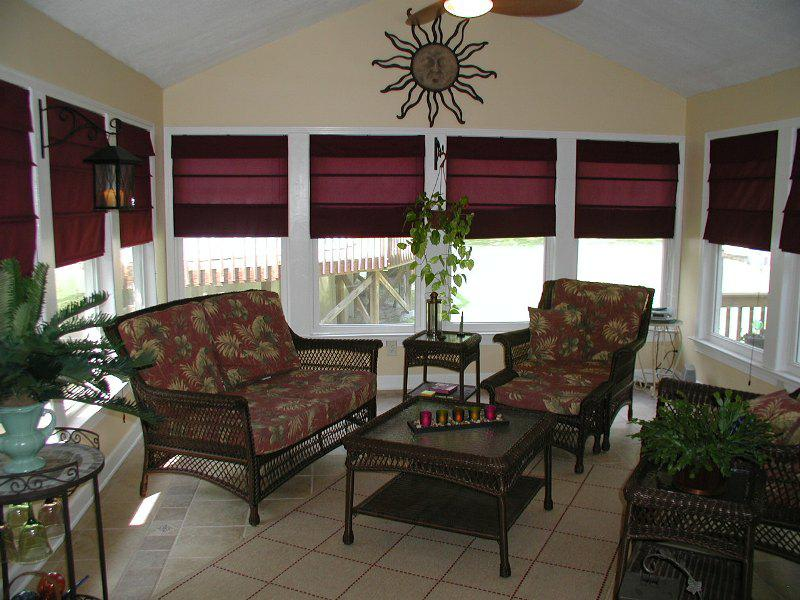 Sunroom at 315 Glenburney Drive
