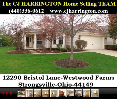 Cleveland Real Estate-12290 Bristol Lane(Strongsville,Ohio 44149)...