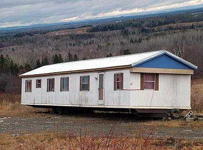 Used Maine Mobile Homes     Now Don't Go Snarky, Roll Your Eyes