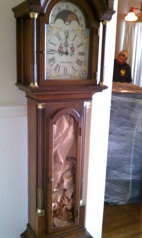 Grandfather Clock 5